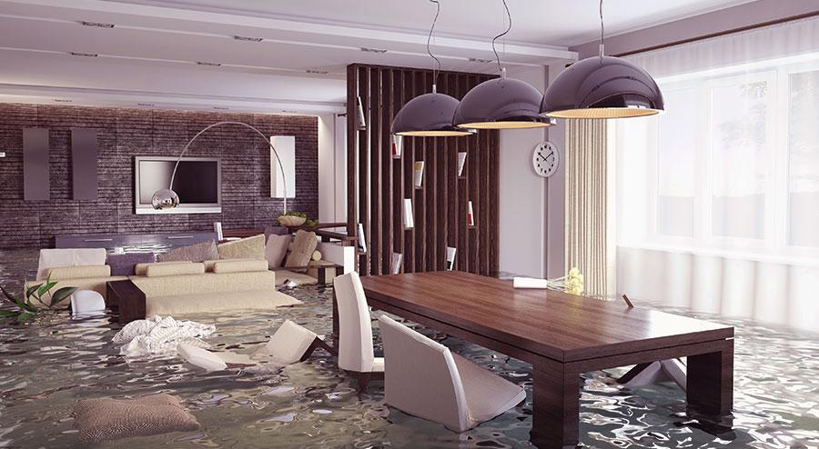 Assurances Groupe Vézina dégâts d'eau