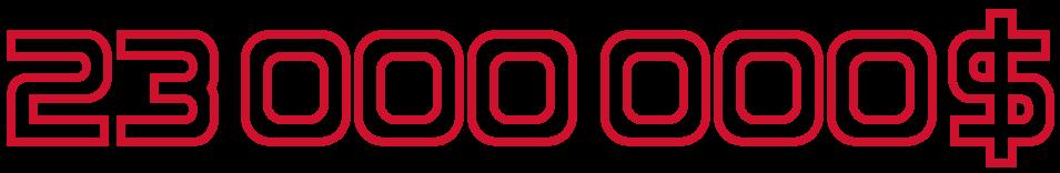23 000 000
