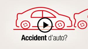 Vidéo accident auto